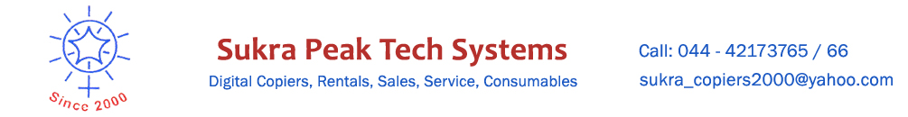 Sukra Peak Tech Systems